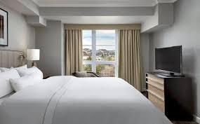 bedroom suite the westin trillium house blue mountain