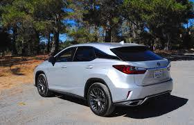 lexus rx300 tires size 2016 lexus rx350 f sport test drive review autonation drive