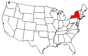 usa map states new new york maps map of new york