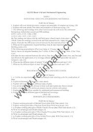 ge2152 bcm important questions 2 marks with answers notes question