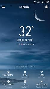 weather live apk 3d g color live weather widget android apps on play