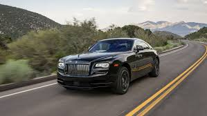 bentley wraith 2017 first drive 2017 rolls royce wraith black badge