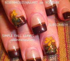 fall nail art designs easy fall nail art cute fall nail art easy