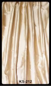 custom made to measure raw silk indian dupion silk curtains