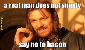 Mmm Meme - mmm bacon meme by 5467jko memedroid
