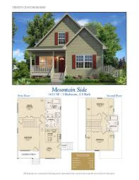 mountainside home plans floor plans custom homes