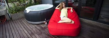 satellite twin sofa stunning outdoor 2 person quilted bean bag