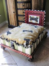 dog beds made out of end tables dog beds made out of end tables beautiful hand painted dog bed from