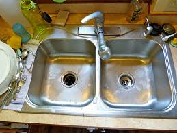 Cleaning Kitchen Sink by Cleaning Your Stainless Steel Kitchen Sink Better Life Green