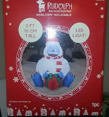 Frosty The Snowman Outdoor Decoration Airblown Inflatable Frosty The Snowman Christmas Collection On Ebay