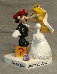 mario cake toppers mario princess cake topper product image dolls