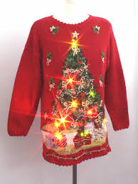 sweaters that light up lightup sweater tiara international unisex