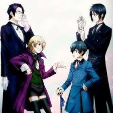 Black Butler Halloween Costumes Black Butler Costume Playbook Cosplay U0026 Halloween Ideas