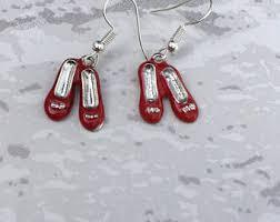 dorothy slippers etsy