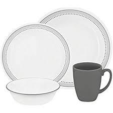 corelle livingware 16 dinnerware set