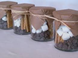 country wedding favors country wedding favor smores in a jar i this i this