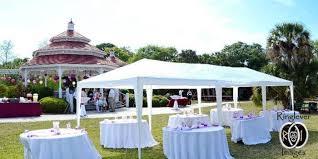 wedding venues sarasota fl gazebo at phillippi estate park weddings
