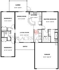 chicago bungalow floor plans sun kissed floorplan 1392 sq ft the villages 55places com