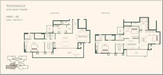 High Rise Floor Plans by One Indiabulls Gurgaon Dwarka Expressway Sector 104