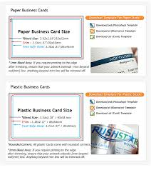 Adobe Illustrator Business Card Template With Bleed Professional Full Color Business Cards Order Cards Design Online