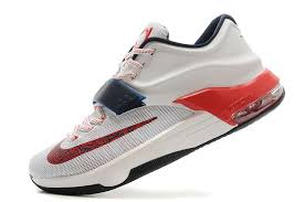 for sale nike kd 7 vii usa july 4th white obsidian