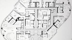 let u0027s have a look at the floorplan for that trump penthouse