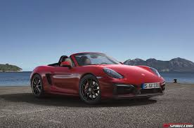 cayman porsche 2014 official 2014 porsche boxster gts and cayman gts gtspirit