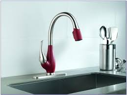 One Touch Kitchen Faucet Delta Touch Kitchen Faucet Snaphaven