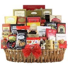 christmas gift baskets free shipping magnificent munchies gourmet christmas gift basket