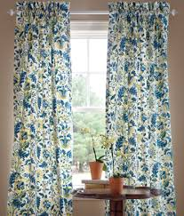 Green And Blue Curtains Curtains In Comforter Fabric Drapery Debate Custom Or Not In