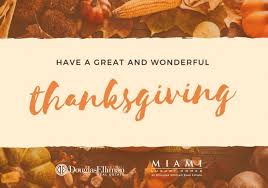 wishing you and your family a happy thanksgiving 2017