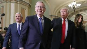 mitch mcconnell responds to trump u0027s plan to repeal obamacare now