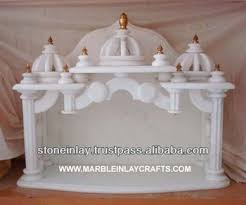 Marble Temple Home Decoration Makrana Marble Temple Buy Small Marble Temples Makrana Marble