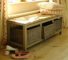 Wicker Storage Bench Wicker Storage Benches U2013 Mccauleyphoto Co