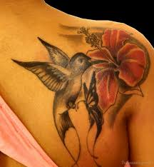 hibiscus tattoos designs pictures page 10