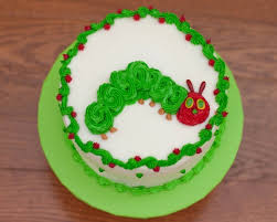the very hungry caterpillar smash cake cakecentral com