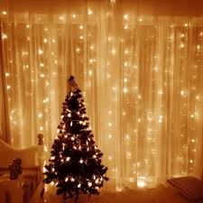 window curtain icicle lights 306 led 9 8ft led light string