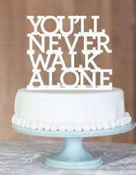 wedding cake liverpool you ll never walk alone ynwa liverpool fan soccer fan custom cake