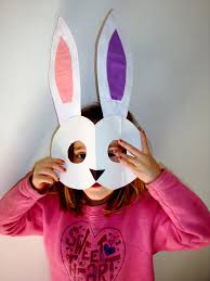 my easter bunny easter crafts make a mask easter bunny crafts easter crafts