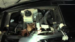 volkswagen vanagon 79 vw vanagon removing brake master cylinder youtube