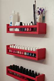 Spice Rack For Wall Mounting Ikea Bekvam Spice Rack Hacks Ikea Hacks Using A Spice Rack