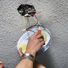change ceiling light diy