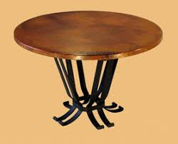Copper Top Coffee Table Dining Tables Rustic Dining Tables Barnwood Dining Tables
