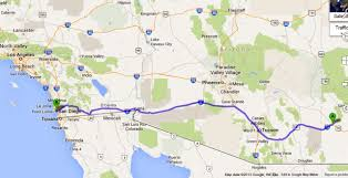 Google Maps Tijuana Nachtrag Lordsburg Nm U2013 Los Angeles Ca 20 21 03 2013 A Long