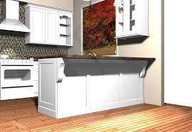 Wainscoting Shaker Style Alluring 90 Kitchen Island Panels Inspiration Of Kitchen Island