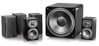 Svs Bookshelf Speakers Svs Prime Satellite 5 1 Speaker System Review Sound U0026 Vision