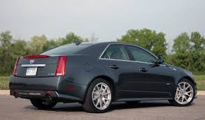 2009 cadillac cts v review 2009 cadillac cts v offers supercar performance everyday