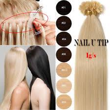 pre bonded hair extensions pre bonded hair extensions ebay