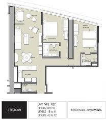 floor plans by address the address jbr
