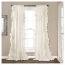 Window Curtain Decor Lush Decor Avon Curtain Panel Ivory 84 X 54 Target